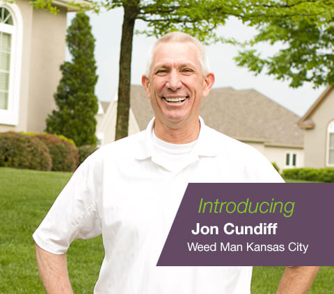 Jon Cundiff Weed Man Kansas City