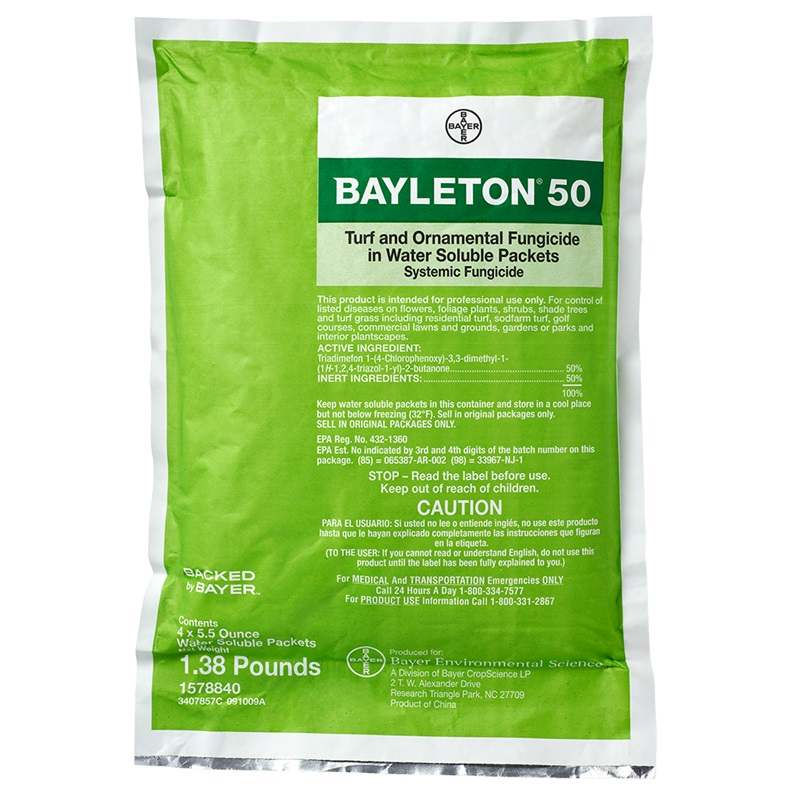 Bayleton 50 Golf Course Management | Bayer Environmental