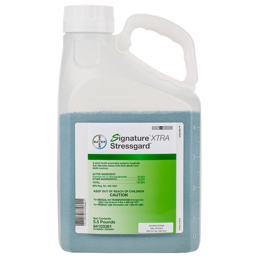 Signature EXTRA Stressgard Product Package
