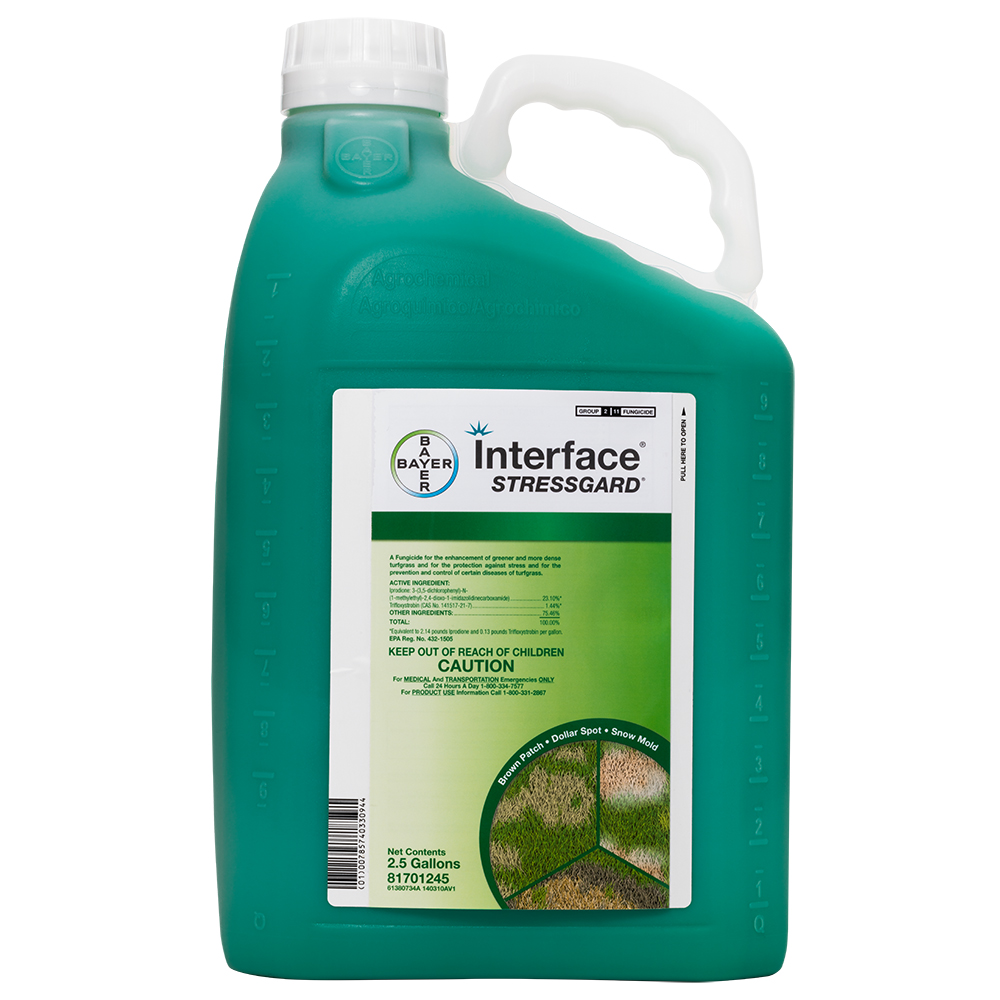 Interface Stressgard 25 Gallon Bottle Product Package