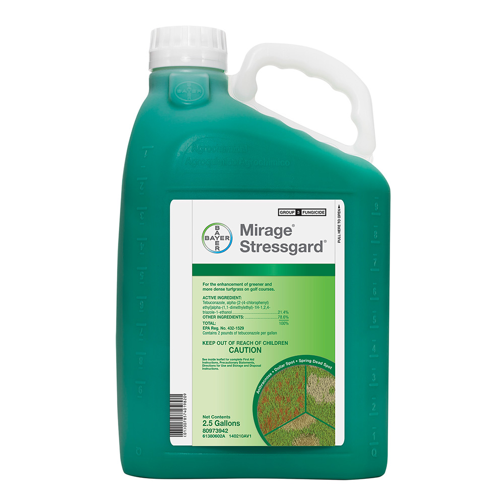 Mirage Stressgard 25 Gallon Product Packaging