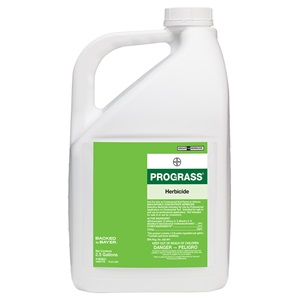 Prograss 25 Gallon Bottle Product Package