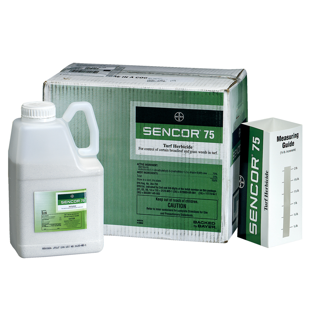 Sencor 75 5 lb Bottle Product Package