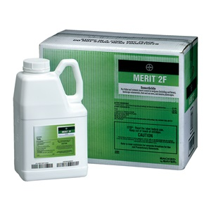 Merit 2F 1 Gallon Bottle Product Package