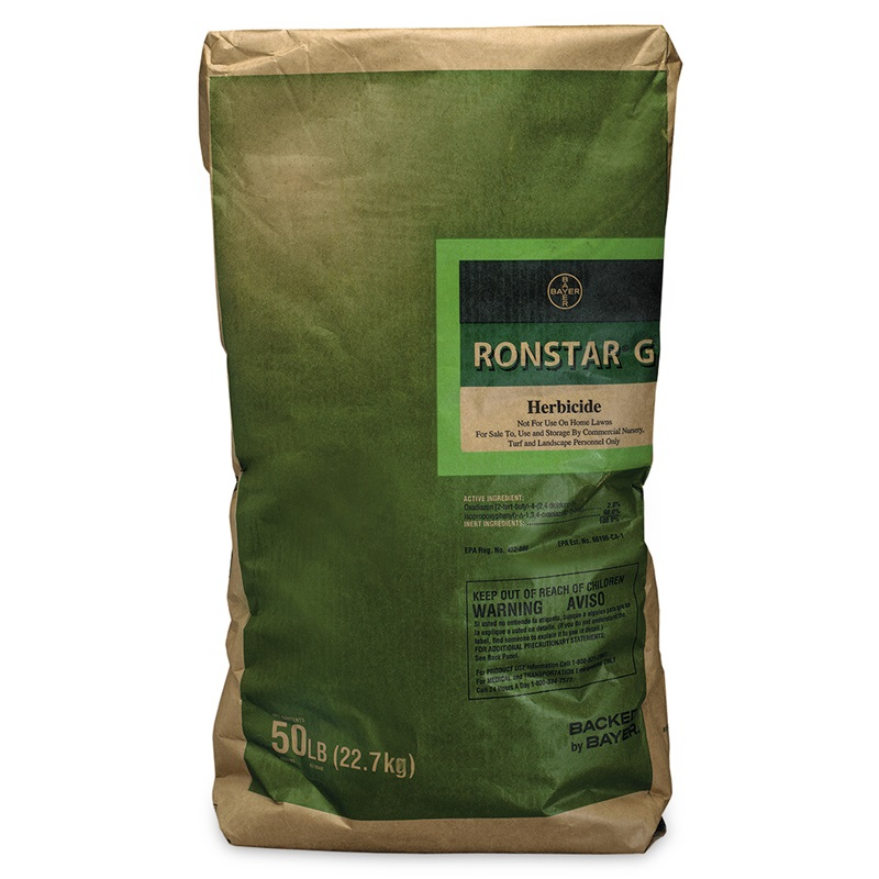Ronstar G Herbicide Product | Bayer Environmental Science US