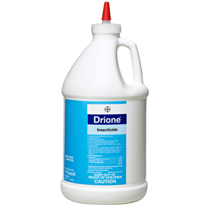 Drione 1 Lb Bottle Product Package