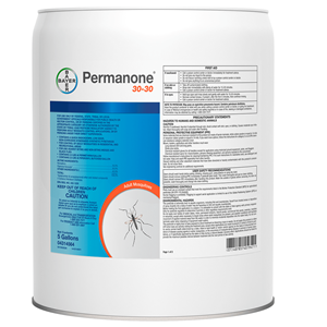 Permanone 30-30 5 Gallon Tub Product Package