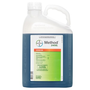 Method 240 SL 25 Gallon Bottle Product Package