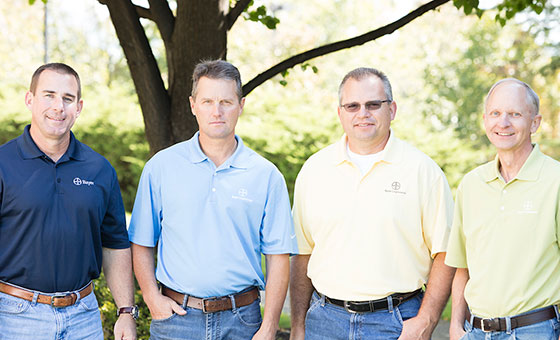 Bayer Vegetation Management Stewardship Team